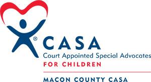 Macon County CASA Logo